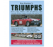 Kas Kastner's Triumphs: Race, Street & Special Cars