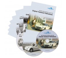 Original Technical Publications Heritage DVD