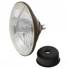 Headlamp Unit, Lucas tripod, UEC, no pilot, LHD