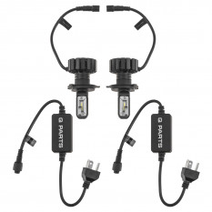Headlamp Conversion Kit, LED, H4