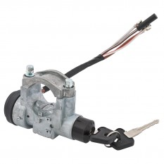 Steering Lock Assembly, with ignition switch