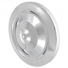 Hub Cap, chrome