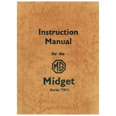 Instruction Manual, TC