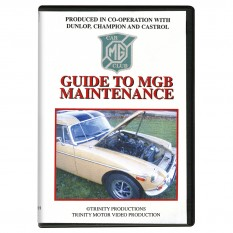 MGB Maintenance Video