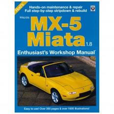 MX-5 Enthusiasts Manual
