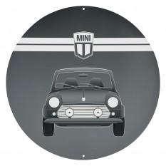 Round Classic Mini Sign