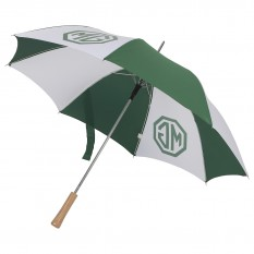 Umbrella, MG logo
