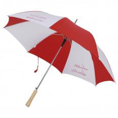 Umbrella, Austin-Healey logo