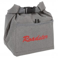 Cool Bag, grey, insulated, Roadster logo