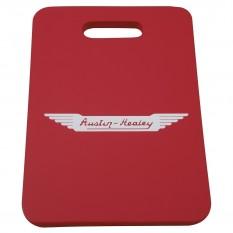 Kneeling Pad, Softek, Austin-Healey logo