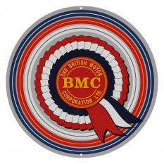 Round BMC Sign