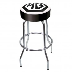 Bar Stool, MG logo