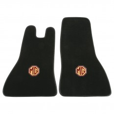 Ultra Plush Embroidered Footwell Mats