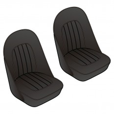 Seat Cover Sets: Front - BN1 to BN4 (c)68959