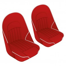 Seat Cover Sets: Front - BJ8