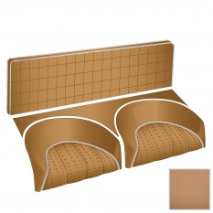 Seat Cover Sets: Rear - BJ8