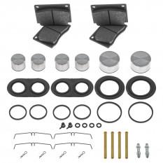 Brake Caliper Accessories - E-Type