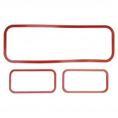 Gasket Set, valve & side cover, silicone