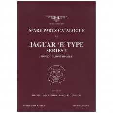 Parts Manual, Deluxe Edition, E-Type [Series II]