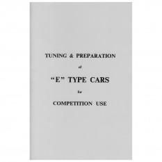 Jaguar E-Type Competition Manual