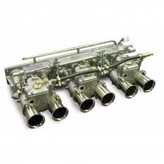 Carburettor Conversion Kit, Triple 40DCOE, including manifold, Weber