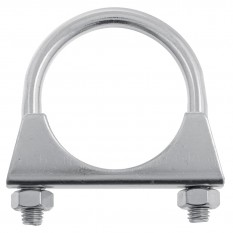 Stainless Steel U-Bolt Exhaust Clamps