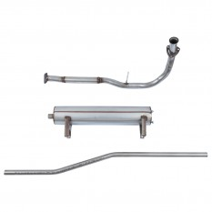 Falcon Exhaust System - T Type