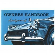 Owners Handbook, Spitfire MkI