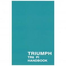 Owners Handbook, TR6 CR Models