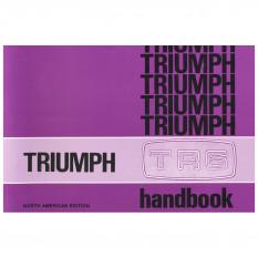 Owners Handbook, TR6 CF 1974 Models
