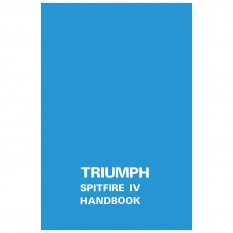 Owners Handbook, Spitfire MkIV