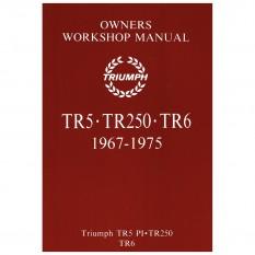 Workshop Manual, TR5-6