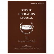 Workshop Manual, TR6