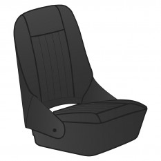 Seat Cover Sets - Midget MkI (1961-62)