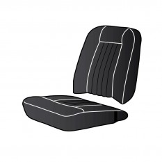 Seat Cover Sets - Sprite MkIII-IV (1965-68)