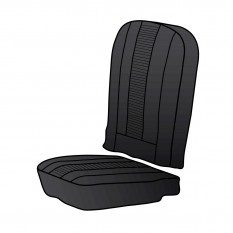 Seat Cover Sets - Sprite MkIV (1970-71)