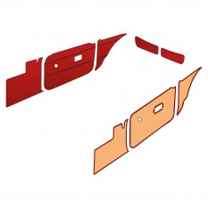 Interior Trim Kits - MGB (1971-76)