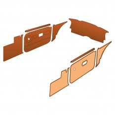 Interior Trim Kits - MGB (1976-80)