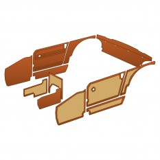 Interior Trim Kits - Sprite MkIV (1970-71)