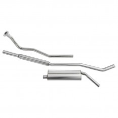 Bell Stainless Steel Exhaust Systems - Spitfire