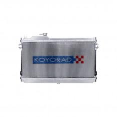 Radiator, aluminium, Koyo