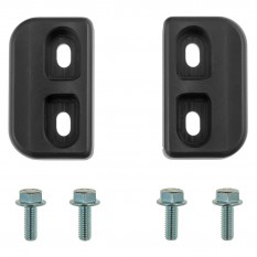 Bush Set, door bushings, Delrin, GarageStar