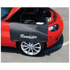Wing Cover, Roadster logo, each