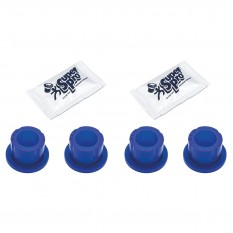 SuperPro Polyurethane Rear Suspension Bush Sets - Minor
