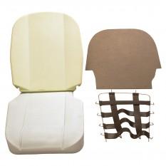 Type B: Seat Foams & Diaphragms 1969