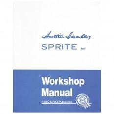 Factory Workshop Manual, Sprite MkI