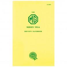 Owners Handbook, MGA 1500