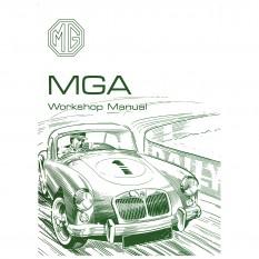 Factory Workshop Manual, MGA