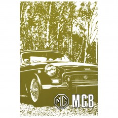 Owners Handbook, MGB 1970-72, USA