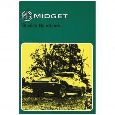 Owners Handbook, Midget 1500